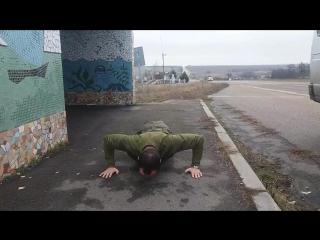 22 push up challenge