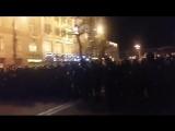 """Майдан три роки після """"революції""""."""