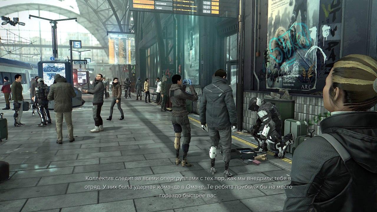 Deus Ex: Mankind Divided - Digital Deluxe Edition (2016) RePack от xatab скачать торрент с rutor org с rutor org
