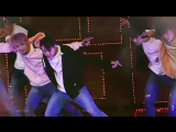 FANCAM 170212 Seventeen (Hoshi focus) - Adore U @ 1st Fanmeeting 'Seventeen In Carat Land' D-3