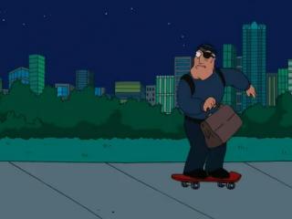 Американский папаша скейт