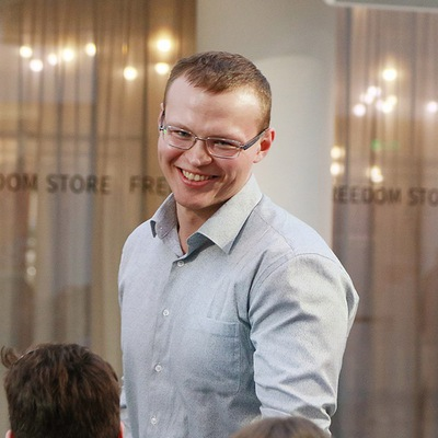 Алексей Кувалдин
