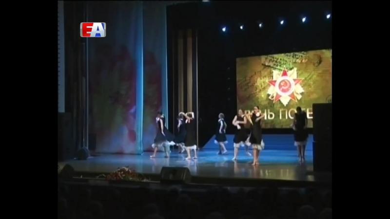 Ветеранов Новотрубного накануне Дня Победы поздравили праздничным концертом