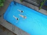 Бассейны с озоновой очисткой воды в спортивном комплексе Sport-Palace на Крестовском острове
