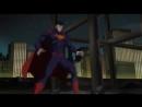 Бэтмен и Зеленый Фонарь против Супермена