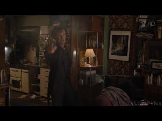 Шерлок под наркотой цитирует Шекспира. Sherlock - 4 сезон. 2 серия (2017) [vk.com/TVFan]