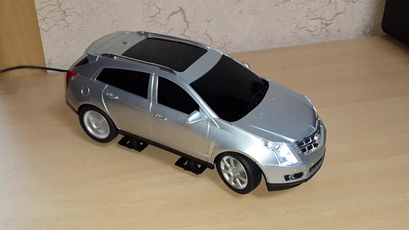 1799руб. Cadillac SRX Crossover на дистанционном управлении. TM