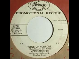 Merv Griffin - House of Horrors (ОСТ Карлсон)