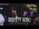 Drops of Heart - Wings of a butterfly (HIM cover, HFNY17 live)