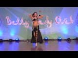 Margarita Fedorova Bellydancer - Belly Lady Club 2017