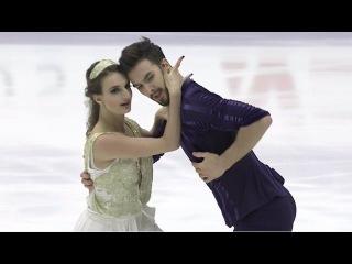 Gabriella Papadakis / Guillaume Cizeron SD 2016 NHK Trophy