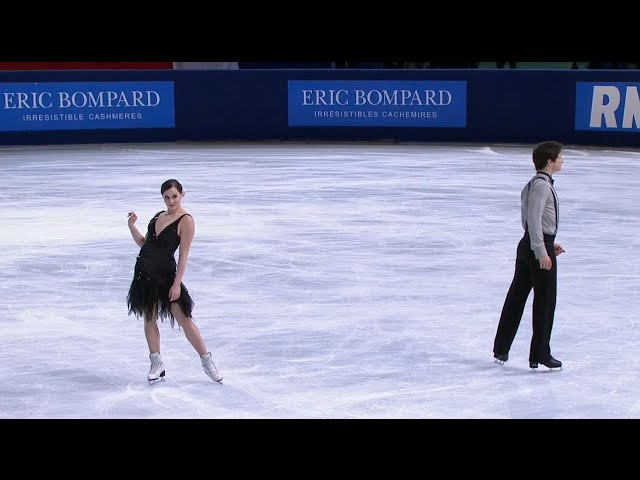 Tessa Virtue Scott Moir - 2013 TEB - SD [HD]