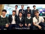 [ENG SUB] 161105 PENTAGON reaction on MBC Music Core
