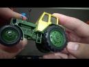 Тракторы история люди машины. Дт-54 ЮМЗ-6