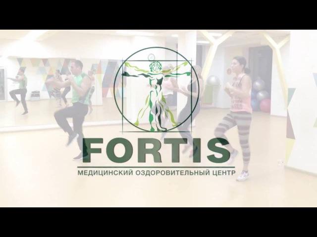 ТАЙ-БО/FORTIS_KHARKIV/David Guetta - ain't a party (originalmix)