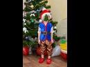 Новогодний костюм Гномика Шьём сами New Year gnome costume