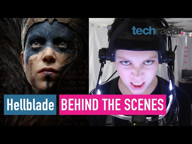 Hellblade Senua's Sacrifice Motion capture in the making
