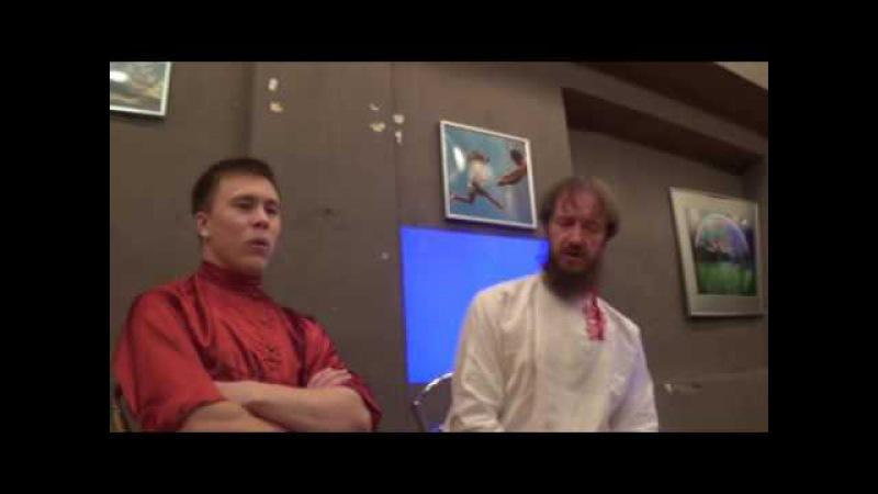 Хорошо-Посидели Илья Чуркин и Александр Маточкин -- За Невагою