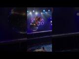 Saara Aalto - Chandelier at Heaven G-A-Y nightclub, London 07.01.17