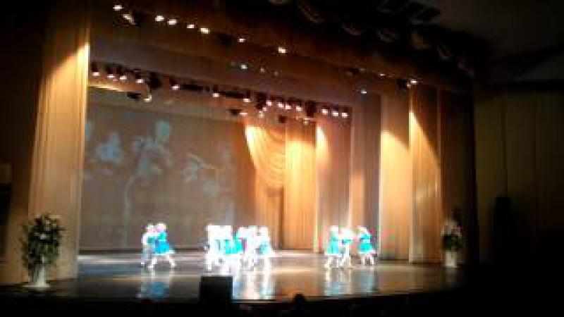 Английский танец Traditional English Folk Dance