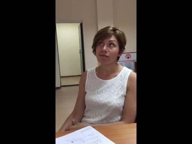 Отзыв от Евгении на консультацию Садвакасова Самата.