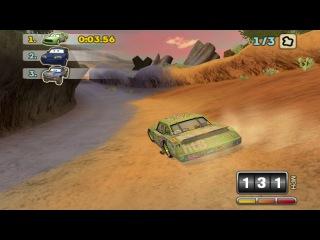 Cars MaterNatonal Hi Ostane - Mod Gameplay: Chick Hicks (fillmore's_nature_preserve)