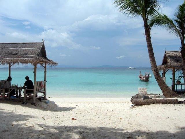 Видео-путешествие на остров Рача Яй (Рая, Райа - Пхукет, Таиланд)