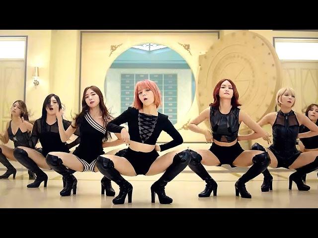 M_V AOA(에이오에이) - Like a Cat(사뿐사뿐)