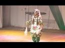 Лейсан Хамадиева - татарский танец. Татар биюе.
