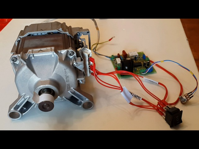 Как регулировать обороты двигателя от стиральной машины rfr htuekbhjdfnm j jhjns ldbufntkz jn cnbhfkmyjq vfibys