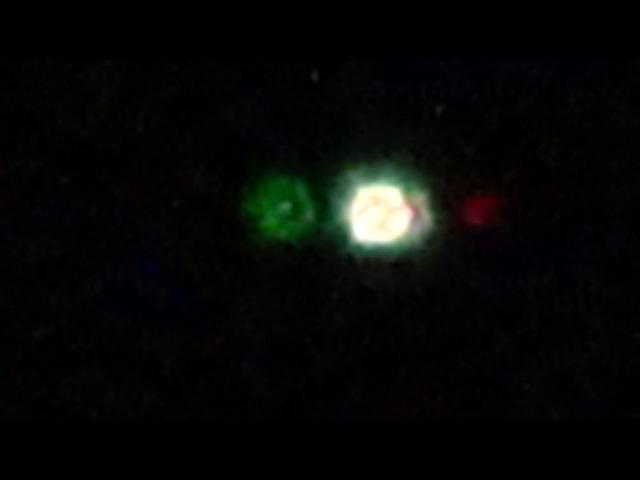 НЛО В Новосибирске 23 03 17 в 20ч 50мин 01