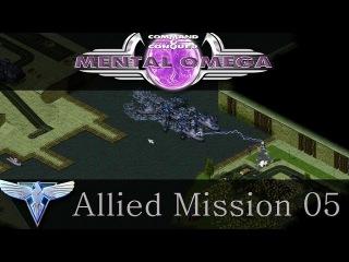 Red Alert 2: Mental Omega — Allied Mission 05