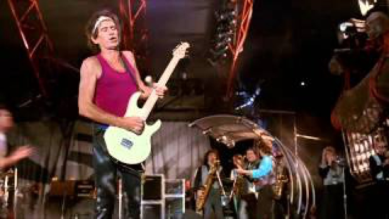 Rolling Stones - Satisfaction (I Can't Get No) Live HD -with lyrics-
