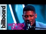 Labrinth Madonna Tribute 'Frozen' &amp 'Like a Prayer' Performance  Billboard Women in Music 2016