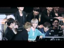 BTSBPHKFC151202 BTS - reaction to Big Bang BaeBae