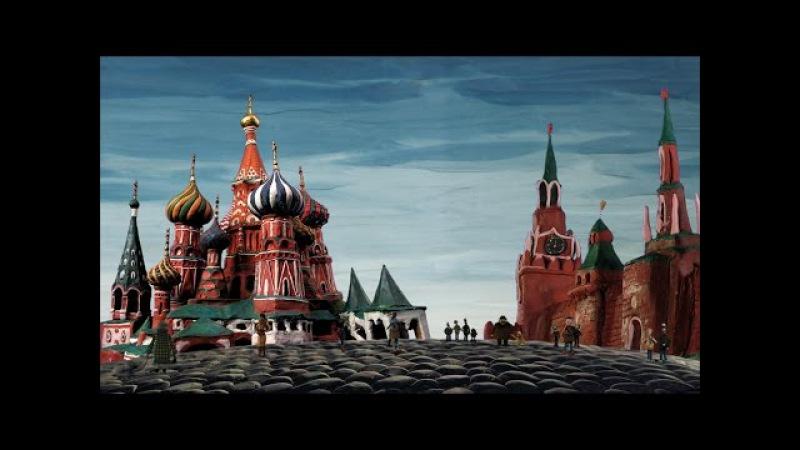 Мы живем в России - Все заставки в одном фильме Горы самоцветов (Видеоэнциклопе ...