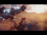 Horizon Zero Dawn NEW Trailers Explore The Wild &amp Overwhelming Odds