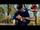 Jurassic Park Theme - Eddie van der Meer [Fingerstyle Guitar]