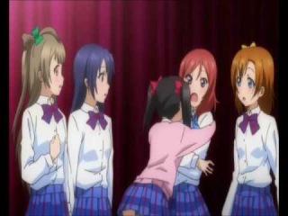 Nico x Maki Girlfriend
