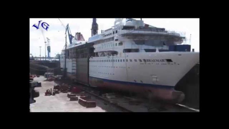 Dev Yolcu Gemisini Yeniden Modifiye Etme Ve Ek yaparak Boyunu Uzatma