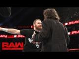 Sami Zayn sounds off on Mick Foley: Raw, Nov. 28, 2016