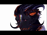 SpeedPaint I'm just a MONSTER to you - (Paint Tool SAI with Mouse)