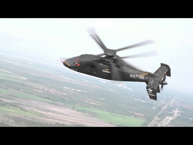 S 97 RAIDER™ The Next Big Thing in Army Aviation