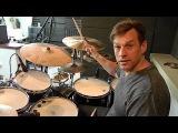 Tour of Thomas Lang's drum kit 2015 PART 2