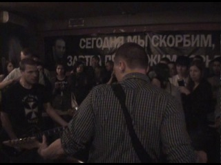 20.12.2009. Moscow. no one else_razor bois_bystreet_m16