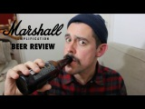 Marshall Amplification Craft Beer Review