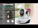 Беспроводная IP камера Hiseeu для любителей подглядывать :)