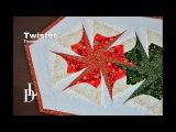Patchwork Twister Triangl - Patchworkov