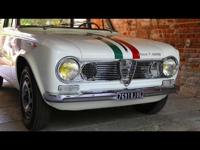 Alfa Romeo Giulia Ti Super - Davide Cironi Drive Experience (ENG.SUBS)