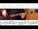 Stevie Ray Vaughn - Scuttle Buttin' Bass Line